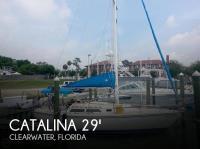 1989 Catalina         29