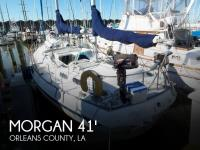 Morgan 41 Out Island Center Cockpit Ke sailboat in New Orleans, Louisiana, U.S.A