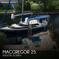 MacGregor 26m sailboat in Hudson, Florida, U.S.A