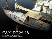 1981 Cape Dory         25