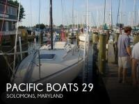 1986 Pacific Boats         29