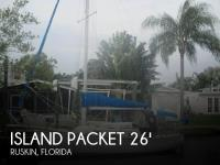 1981 Island Packet         26