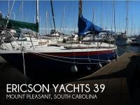 Ericson Yachts 39 sailboat in Harrison Township, Michigan, U.S.A