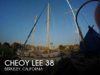 1979 Cheoy Lee         38