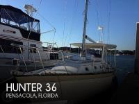 1982 Hunter         36