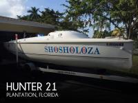 2009 Hunter         21