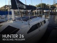 2000 Hunter         26