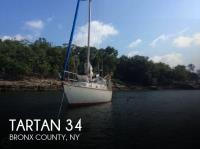 Tartan 34c sailboat in Bronx, New York, U.S.A