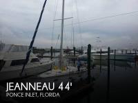 1990 Jeanneau         44
