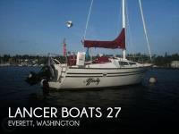1984 Lancer Boats         27