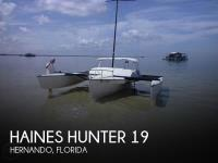 1982 Haines Hunter         19