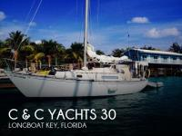 C & C Yachts 30 sailboat in Longboat Key, Florida-USA