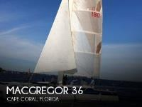 MacGregor 36 sailboat in Cape Coral, Florida-USA