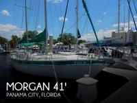 Morgan 41 Out-Island Ketch sailboat in Panama City, Florida-USA