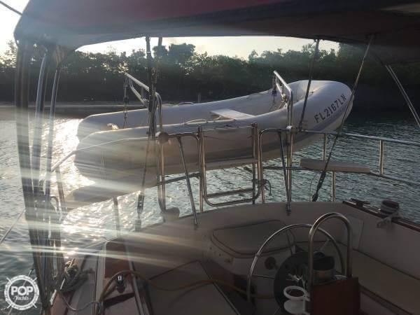 Island Packet 38 sailboat in Port Charlotte, Florida-USA
