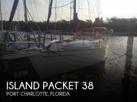 Island Packet 38 sailboat in Port Charlotte, Florida-USA