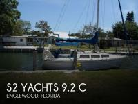 S2 Yachts 9.2 A sailboat in Englewood, Florida, U.S.A