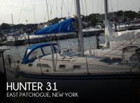 1985 Hunter         31
