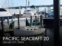 Pacific Seacraft 20 sailboat in League City, Texas, U.S.A