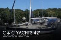 C & C Yachts Landfall 42 sailboat in Huntington, New-York-USA