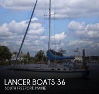 1981 Lancer Yachts         36