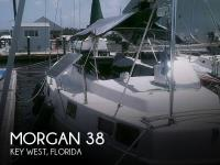 Morgan 38 sailboat in Key West, Florida-USA