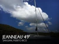 Jeanneau Sun Odyssey 49 DS sailboat in Fort Lauderdale, Florida-USA