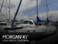 Morgan Out Island 41 sailboat in Long Beach, California-USA