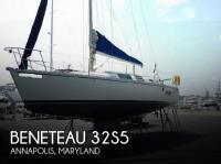 Beneteau 32s5 sailboat in Annapolis, Maryland, U.S.A
