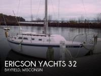 Ericson Yachts 32 sailboat in Bayfield, Wisconsin, U.S.A