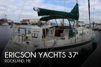 Ericson Yachts 38-200 sailboat in Rockland, Maine, U.S.A