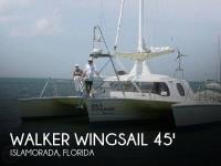 1995 Walker Wingsail         45