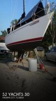 S2 Yachts 9.2A sailboat in Panama City, Florida, U.S.A