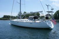 Beneteau 47.7 sailboat in Portsmouth, New Hampshire, U.S.A