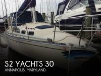 S2 Yachts 30 sailboat in Annapolis, Maryland, U.S.A