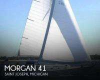 Morgan 41 sailboat in Saint Joseph, Michigan-USA