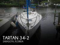 Tartan 34-2 sailboat in Sarasota, Florida-USA