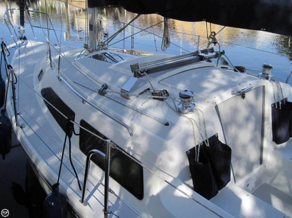 Catalina 270 LE sailboat in Tampa, Florida-USA