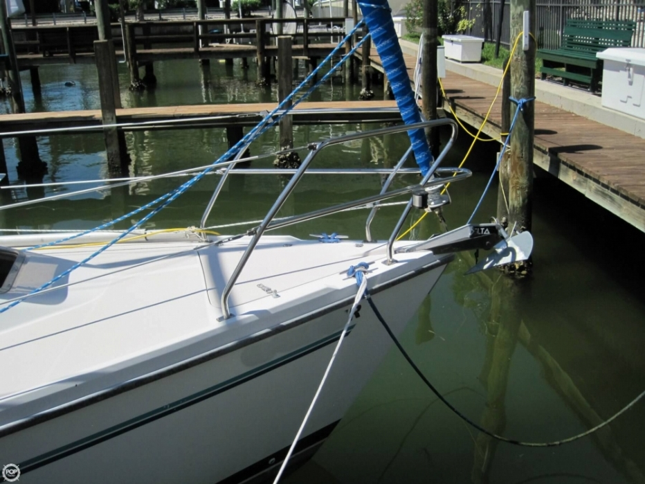 Catalina 28 MKII sailboat in Clearwater, Florida-USA