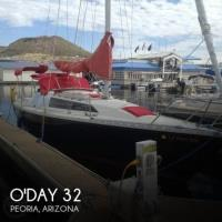 O'Day 322/SL sailboat in Peoria, Arizona, U.S.A