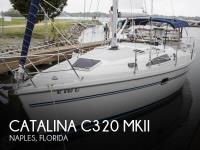 Catalina C320 MKII sailboat in Naples, Florida-USA