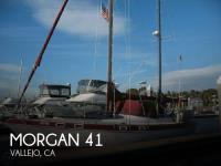 Morgan Out Island 41 Ketch sailboat in Vallejo, California-USA