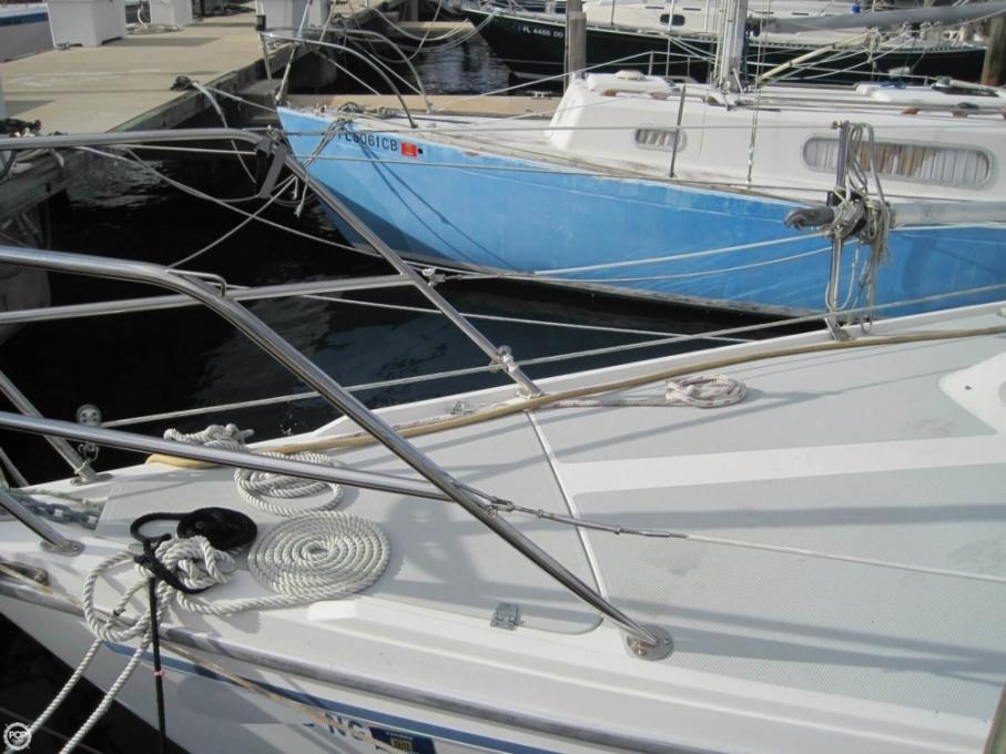 Catalina 30 MKII sailboat in Saint Petersburg, Florida-USA