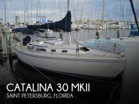 Catalina 30 MKII sailboat in Saint Petersburg, Florida-USA