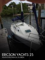 Ericson Yachts 26-2 sailboat in North Palm Beach, Florida-USA