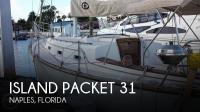 Island Packet 31 sailboat in Naples, Florida-USA