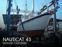 1985 Nauticat         43