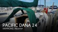 Pacific Seacraft DANA 24 sailboat in Hammond, Indiana, U.S.A