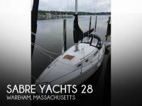 1975 Sabre Yachts         28