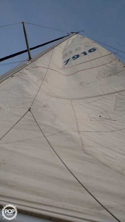 Pearson 30 sailboat in San Diego, California-USA
